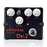 Dr J D-51 Arsenal Distrotion Pédale d\'effets pour Guitare