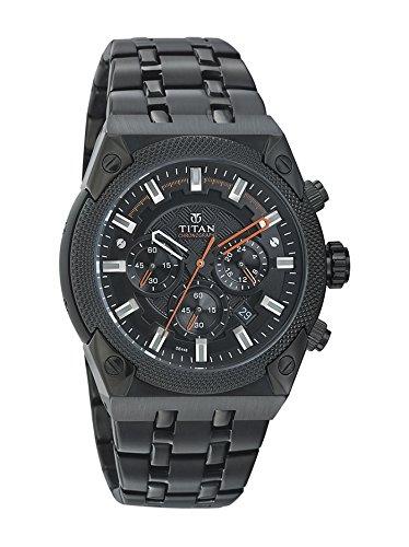51%2B2MY5sjhL - Titan 90030NM01 Octane AW Mens watch