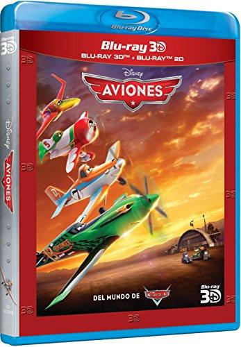 Aviones (Blu-ray 3D) [Blu-ray] 51 2B2MgMryML