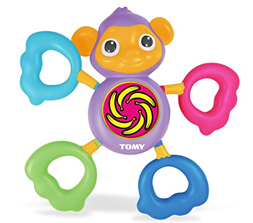 Toomies Grip & Grab Musical Monkey Preschool Toy