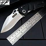 TUNNEL RAT GFMIS MAGNUM Revol-GB couteau pliable Couteau pliant en Acier Inoxydable...