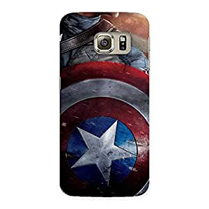 Gol Dhaal Back Case Cover for Samsung Galaxy S6 Edge