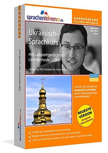Sprachenlernen24.de Ukrainisch-Express-Sprachkurs PC CD-ROM für Windows/Linux/Mac OS X +...