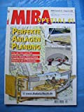 MIBA Spezial 41. Perfekte Anlagenplanung. Kulisse, Bühne, Beleuchtung. Planen in der 3. Dimension