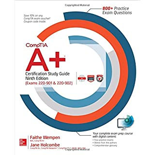 CompTIA A+ Certification Study Guide, Ninth Edition (Exams 220-901 & 220-902) (Certification Press)