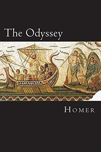 The Odyssey por Homer