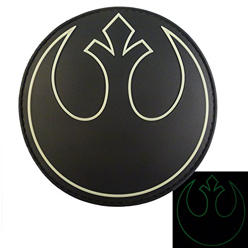 glow-dark-rebel-alliance-star-wars-gitd-pvc-gummi-3d-red-rogue-squadron-hook-and-loop-aufnher-patch