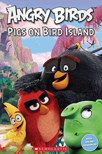 Angry Birds: Pigs on Bird Island (Popcorn Readers) (Birds Angry Pig)