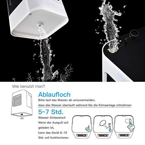 USB Luftkühler Mobil Anbber Air Cooler Bild 3*