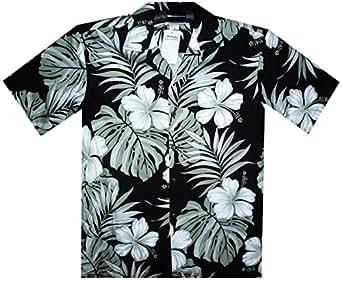 Funky Hawaiian Shirt blue, XXXX-large