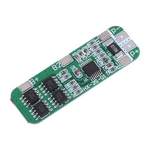 Homyl 1 Stück Batterieladegerät Schutz Board