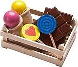 HABA 300562 - Kaufladen-Set Süßigkeitenset