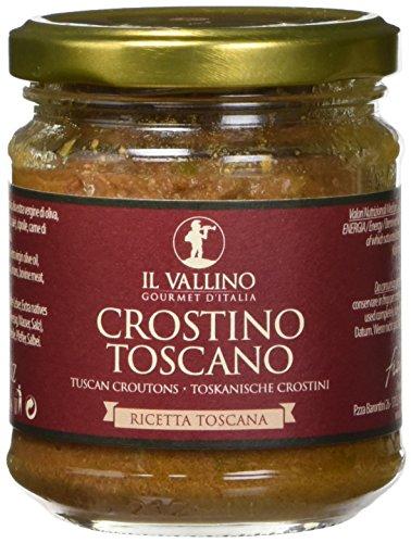 Frandi Italia Crostino Toscano - 3 Confezioni da 180 g