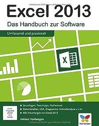 Excel 2013: Das Handbuch zur Software