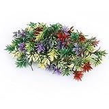Lot 100 Plantes à fleurs Paysage Modèle échelle 1:100