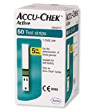 Accu-Chek Active Meter with 50 Strips (Multicolor)
