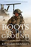 Boots on the Ground: Britain and her Army since 1945