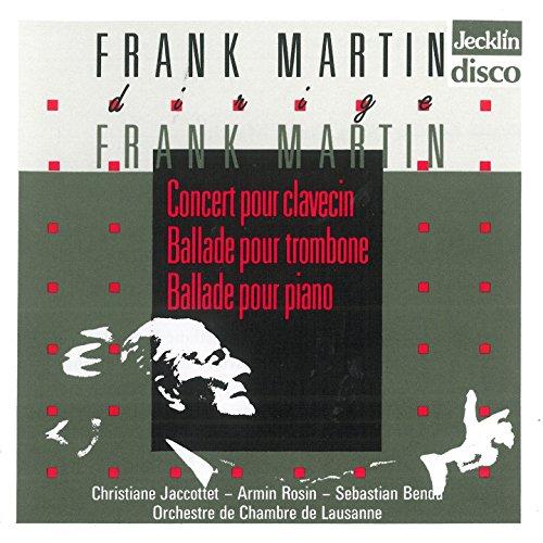 Ballade pour trombone et orchestre by frank martin armin for Ballade pour violoncelle et chambre noire