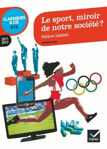 Le sport, miroir de notre société ? par Hélène Sabbah