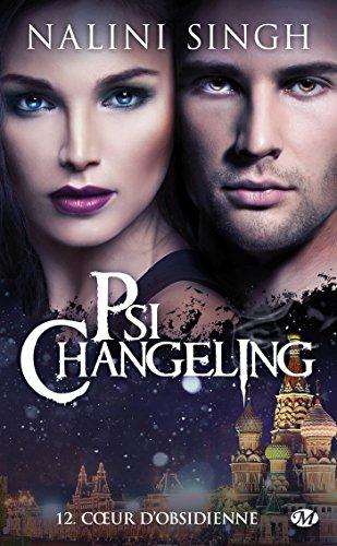 Psi-Changeling, Tome 12: Cœur d'obsidienne