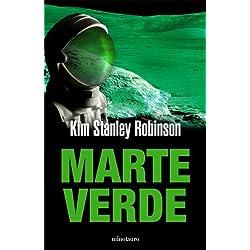 Marte verde (Biblioteca Kim Stanley Robinson) Premio Hugo 1994 a la mejor novela