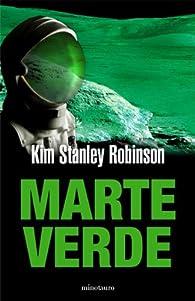 Marte verde par  Kim Stanley Robinson