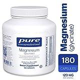 Magnesium (Glycinat) 120 mg 180 veg. Kapseln PEU