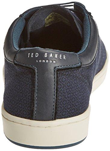 Ted Baker Ternur, Formateurs Homme Bleu (Dark Blue)
