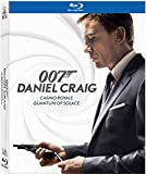 Pack: Daniel Craig - Casino Royale + Quantum Of Solace [Blu-ray] [Import espagnol]