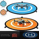 iMusk Drone e Quadcopter Landing Pad 22 Pollici (55 cm) RC Aircraft Soft...