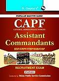 UPSC CAPF-Assistant Commandant Recruitment Exam (Paper 1) 1st Edition price comparison at Flipkart, Amazon, Crossword, Uread, Bookadda, Landmark, Homeshop18