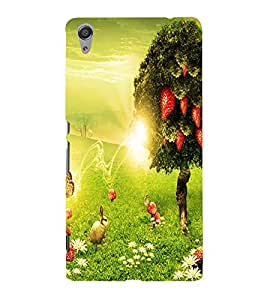 Perfect print Back cover for Sony Xperia C6