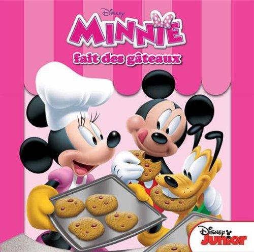 Minnie fait des gâteaux