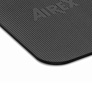 NRS Charcoal Airex Fitline Exercise Mat for Indoors or Water