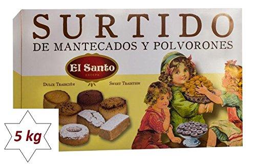 El Santo - Mantecados ganel 5 kg