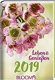 Leben & Genießen 2019: BLOOM's Wochenkalender