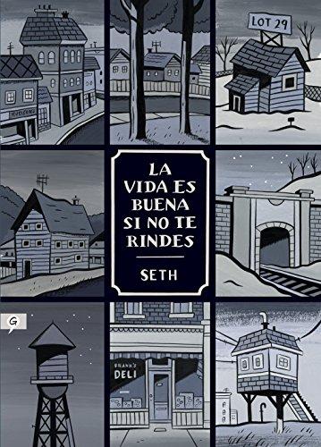 La vida es buena si no te rindes (Salamandra Graphic) por Seth