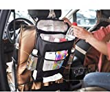 Insulated Car Seat Organizer Holder Trav...