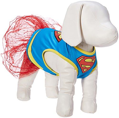 DC Comics Super Girl Hund Kostüm