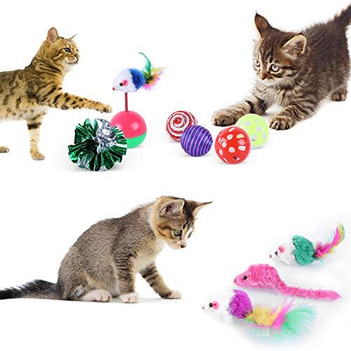 Zoom IMG-3 pedy giocattoli per gatti 30
