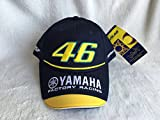 Kappe, Valentino Rossi, VR46,Official Cap Team Yamaha 2016