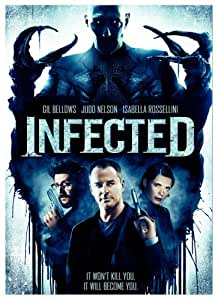 Infected [DVD] [2008] [Region 1] [US Import] [NTSC]