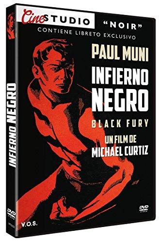 Black Fury (INFIERNO NEGRO. CINESTUDIO (V.O.S.), Spanien Import, siehe Details für Sprachen)
