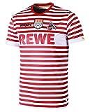 uhlsport 1.FC Köln Karnevaol Fastelovend Trikot Shirt 2018/2019 Kinder, Bekleidung:128