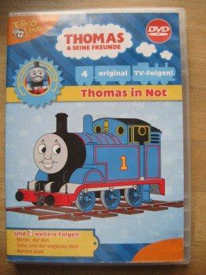 Thomas & Seine Freunde - Thomas in Not/Bertie, der Bus/Toby und der elegante Herr/Berties Jagd