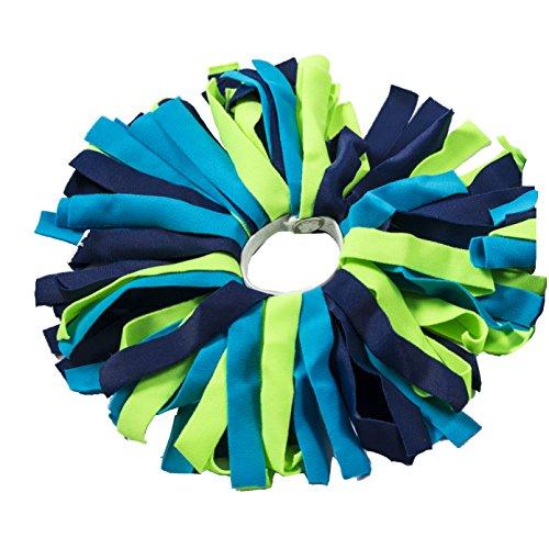 lewis-n-clark-pomchies-pom-luggage-id-tag-sea-blue-green