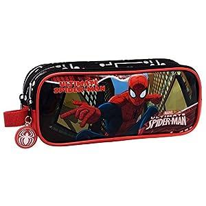 Spiderman – Portatodo Neceser de 2 Compartimentos (Joumma 44542)