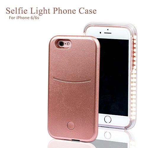 senweit-selfie-light-phone-case-led-fill-in-flash-light-up-rose-gold-illuminated-shell-cover-photogr