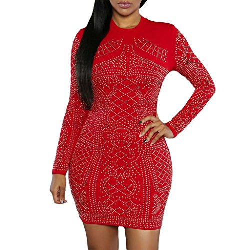 monroe-s-sexy-womens-stretchy-studded-long-sleeves-bodycon-slim-dress