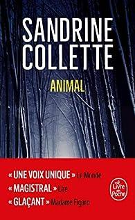 Animal par Sandrine Collette